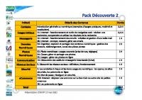 Pack découverte 2